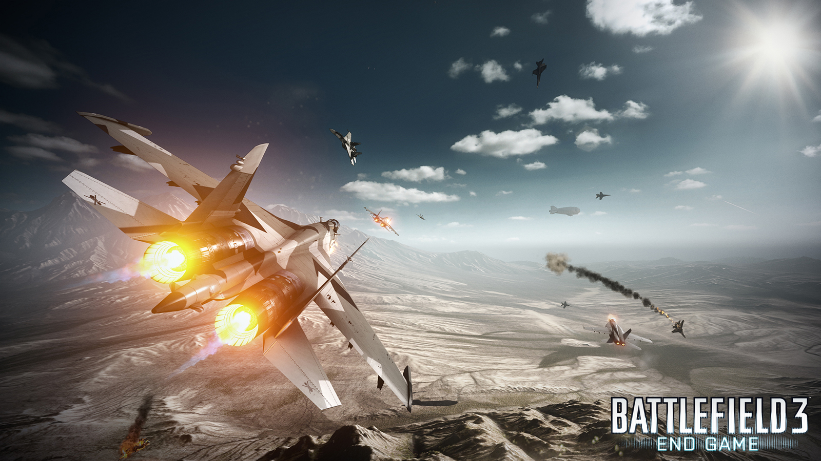 first end game air superiority screenshot live news battlelog battlefield 3. Black Bedroom Furniture Sets. Home Design Ideas