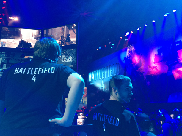 BF4 Spectator Mode was announced at E3