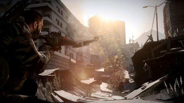 Новое оружие в дополнении Battlefield: Aftermath