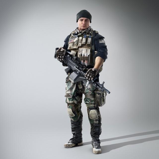 "PAC  Name: Clayton Pakowski Nickname: ""Pac"" Age: 27 Rank: Marine Combat Lifesaver Callsign: Tombstone 4 Last seen: Operations ""Fishing in Baku"" and ""Angry Sea"""