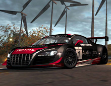 W-Racing Team Audi R8 LMS ultra