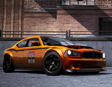 "Dodge Charger SRT8 Super Bee ""Relentless"" Drag Edition"