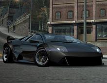 "Lamborghini Murciélago LP 640 ""Vesper"" Drag Edition"