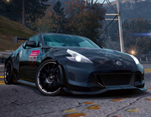 "Nissan 370Z (Z34) ""B-SPEC"" Edition"
