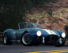 "Shelby® Cobra 427S/C ""Legend"" World Vintage Series"