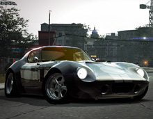 "SHELBY® COBRA ""DAYTONA"" COUPE® ""Nero"" World Vintage Series"