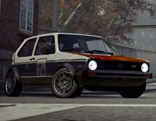 """Volkswagen Golf MK1 GTI """"C-SPEC"""""""